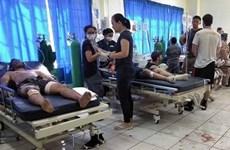 Thương vong tăng cao trong 2 vụ nổ tại nhà thờ Philippines