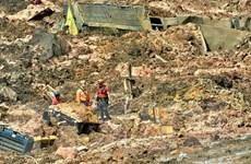 Số người thiệt mạng trong vụ vỡ đập tại Brazil tiếp tục tăng