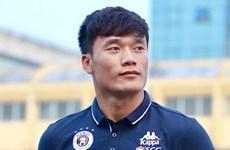 Thủ thành Bùi Tiến Dũng chính thức gia nhập CLB Hà Nội