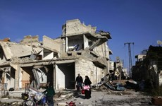 Nga mong muốn Mỹ tham gia hội nghị quốc tế về Syria tại Astana