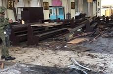 Việt Nam lên án mạnh mẽ vụ tấn công khủng bố tại đảo Jolo