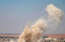IS đang co cụm tại vùng lãnh thổ rộng 4km2 ở miền Đông Syria
