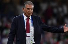HLV Iran tuyên bố từ chức sau thảm bại trước tuyển Nhật Bản