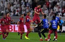 Truyền thông châu Á ngỡ ngàng trước chiến thắng của Qatar