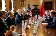 Mỹ-Trung Quốc nối lại đàm phán giải quyết tranh chấp thương mại