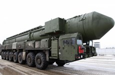 Nga: Moskva chưa bao giờ khơi mào cuộc chạy đua vũ trang
