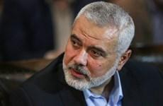 Hamas thảo luận với Liên hợp quốc và Ai Cập về hòa giải nội bộ