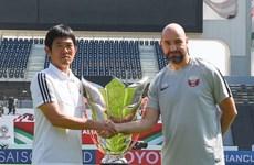 HLV Nhật Bản và Qatar 'hâm nóng' trận chung kết Asian Cup 2019