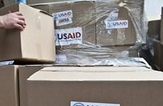 Mỹ: USAID ngừng mọi hoạt động hỗ trợ tại Bờ Tây và Dải Gaza