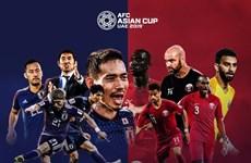 Xem trực tiếp trận chung kết Asian Cup 2019: Nhật Bản vs Qatar