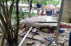 Nam Phi: Sập lối đi bộ trường học, nhiều học sinh thiệt mạng