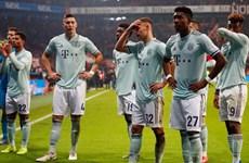 Bundesliga: Bayern Munich đứt mạch thắng, mất vị trí thứ 2