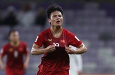 Bình chọn Bàn thắng đẹp nhất Asian Cup 2019: Quang Hải đang xếp thứ 2