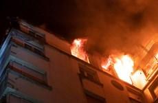 Pháp: Bắt giữ 1 nghi can liên quan đến vụ hỏa hoạn tại Paris