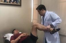 Đặng Văn Lâm hoàn tất buổi kiểm tra y tế tại Muangthong United