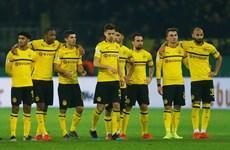 Dortmund bị 'đá' khỏi Cúp Quốc gia Đức sau loạt luân lưu may rủi
