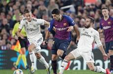 Kết quả bóng đá: Man City chiếm ngôi đầu, Barcelona hòa Real