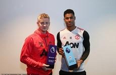 M.U giành cú đúp giải thưởng danh giá tại Premier League