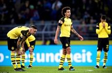 Bundesliga: Dortmund rơi chiến thắng khó tin, Bayern trở lại tốp 2