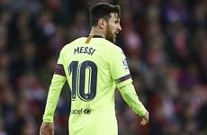 Kết quả bóng đá: Barcelona 'bất lực,' Ronaldo giúp Juventus thắng