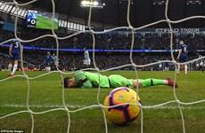 Cận cảnh Manchester City 'hủy diệt' Chelsea, giúp M.U lên tốp 4