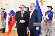 Mỹ nhấn mạnh tầm quan trọng của mối quan hệ với Slovakia