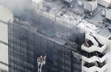 Nhật Bản: Cháy lớn tại một nhà kho ở Tokyo, gây thương vong