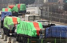 LHQ miễn trừng phạt viện trợ nhân đạo của Pháp cho Triều Tiên
