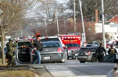 Vụ nổ súng ở Chicago: 5 người bị thiệt mạng, hung thủ bị tiêu diệt