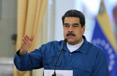 Venezuela cáo buộc Mỹ gây thiệt hại cho nước này hàng chục tỷ USD