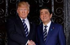 Nhật Bản từ chối bình luận về đề cử ông Trump cho giải Nobel Hòa bình