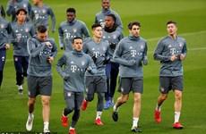 Bayern và Liverpool hâm nóng trận 'đại chiến' tại sân Anfield
