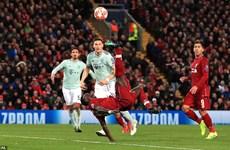 Kết quả bóng đá: Đại chiến Liverpool-Bayern 'bất phân thắng bại'