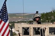 Syria: Người Kurd hoan nghênh quyết định duy trì quân của Mỹ