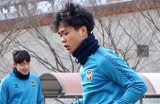 Công Phượng tiếp tục ghi dấu ấn trong màu áo Incheon United
