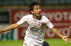 Vòng 1 V-League 2019: HAGL thắng hủy diệt, SLNA hạ Quảng Nam