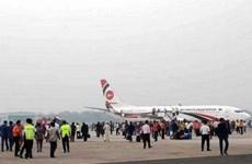 Máy bay Bangladesh hạ cánh khẩn cấp, 1 thành viên phi hành đoàn bị bắn