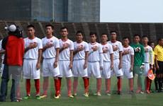 [Photo] U22 Việt Nam thua đáng tiếc trước U22 Indonesia ở bán kết
