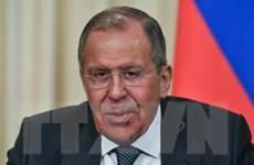 Ngoại trưởng Lavrov đánh giá cao hợp tác giữa Nga và Việt Nam