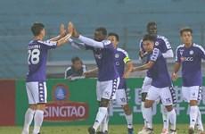 Hà Nội FC thắng không tưởng 10-0 ở trận ra quân tại AFC Cup