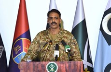 Pakistan: Máy bay chiến đấu của Ấn Độ thả 4 quả bom khi trở về