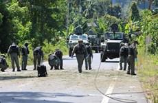 Đánh bom ở miền Nam Thái Lan làm 3 người thương vong