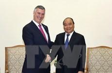 Thủ tướng tiếp lãnh đạo tập đoàn Boeing và tập đoàn HSBC