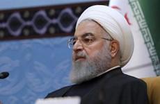 Tổng thống Iran Hassan Rouhani sẽ thăm Iraq vào tuần tới