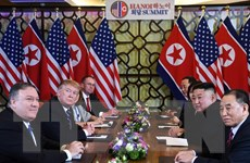 [Video] Mỹ 'nóng lòng' trở lại bàn đàm phán với Triều Tiên