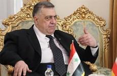 Syria tham dự hội nghị các nước Arab lần đầu tiên sau 8 năm