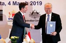 Indonesia và Australia ký kết Hiệp định Đối tác kinh tế toàn diện