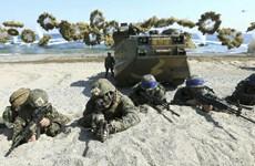 Tổng thống Mỹ thông báo lý do hoãn tập trận chung với Hàn Quốc
