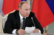 Tổng thống Putin: Nga trấn áp thành công gián điệp nước ngoài