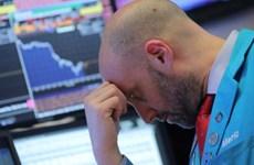 Chứng khoán thế giới đi xuống sau quyết sách mới nhất của ECB
